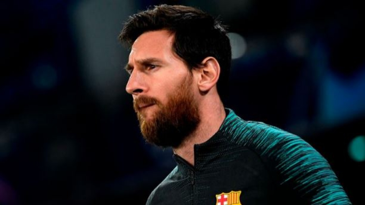 Lionel Messi to stay with Barca