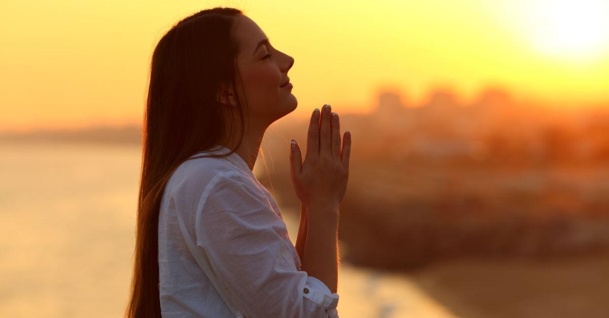 Guiding Light: The Prayer of Surrender