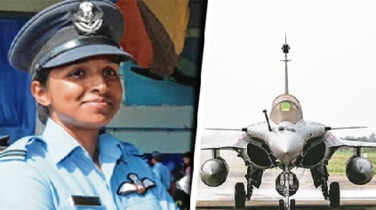 Varanasi girl to fly a Rafale