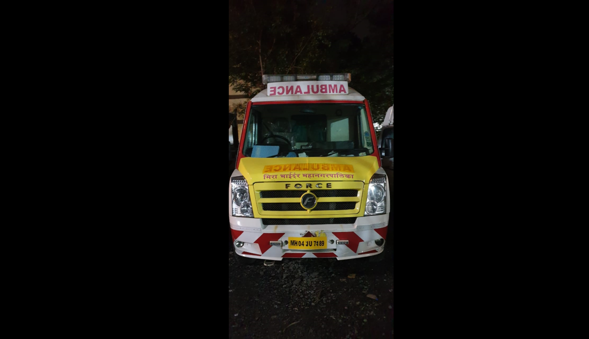 Bhayandar Shocker! MBMC ambulance used to ferry COVID-19 patients turned into a bar
