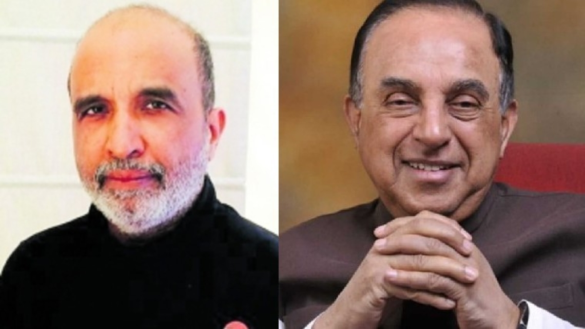 Sanjay Jha says Subramanian Swamy would've been thrown out of Congress for 'anti-party activities'