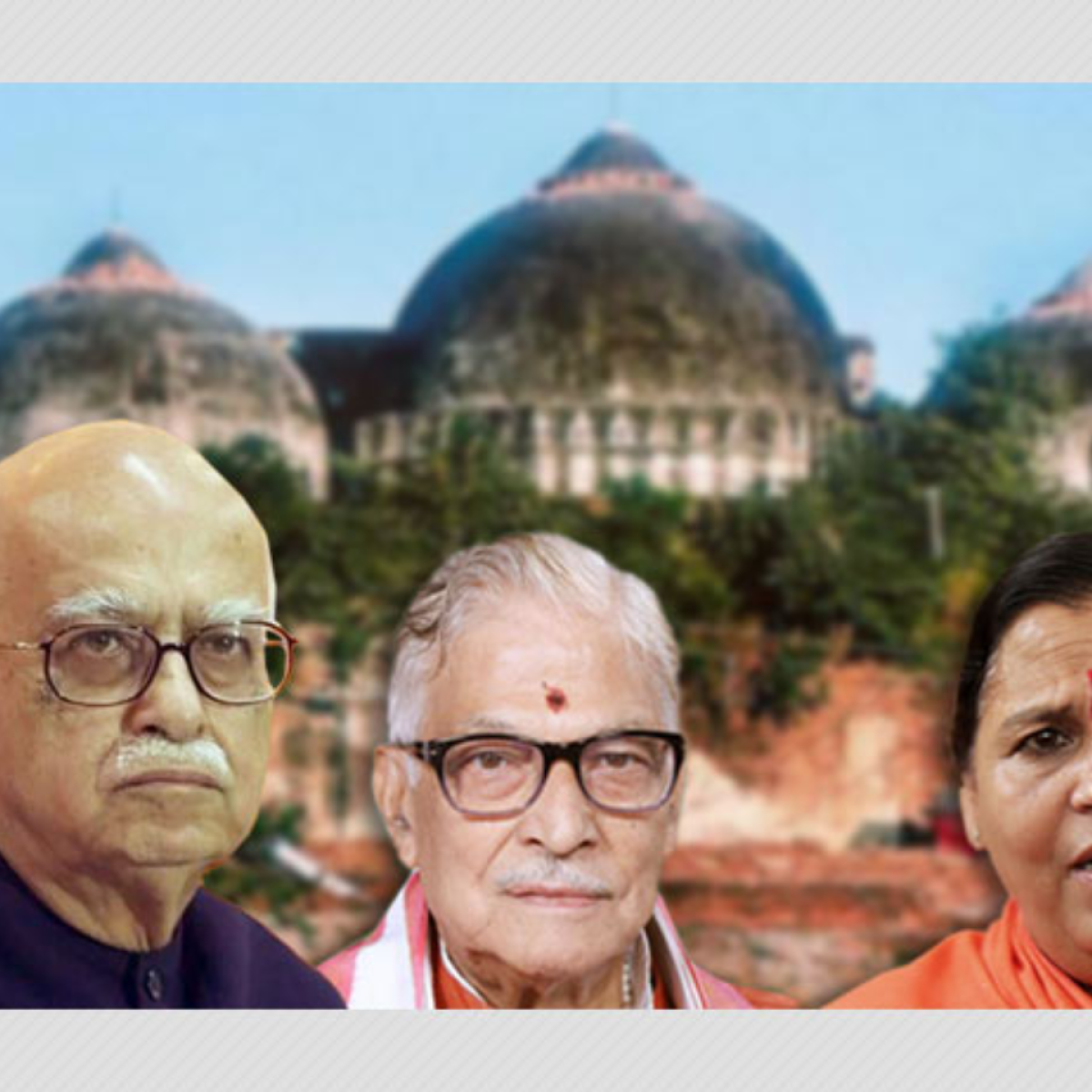 Babri razing: Advani  and co are acquitted