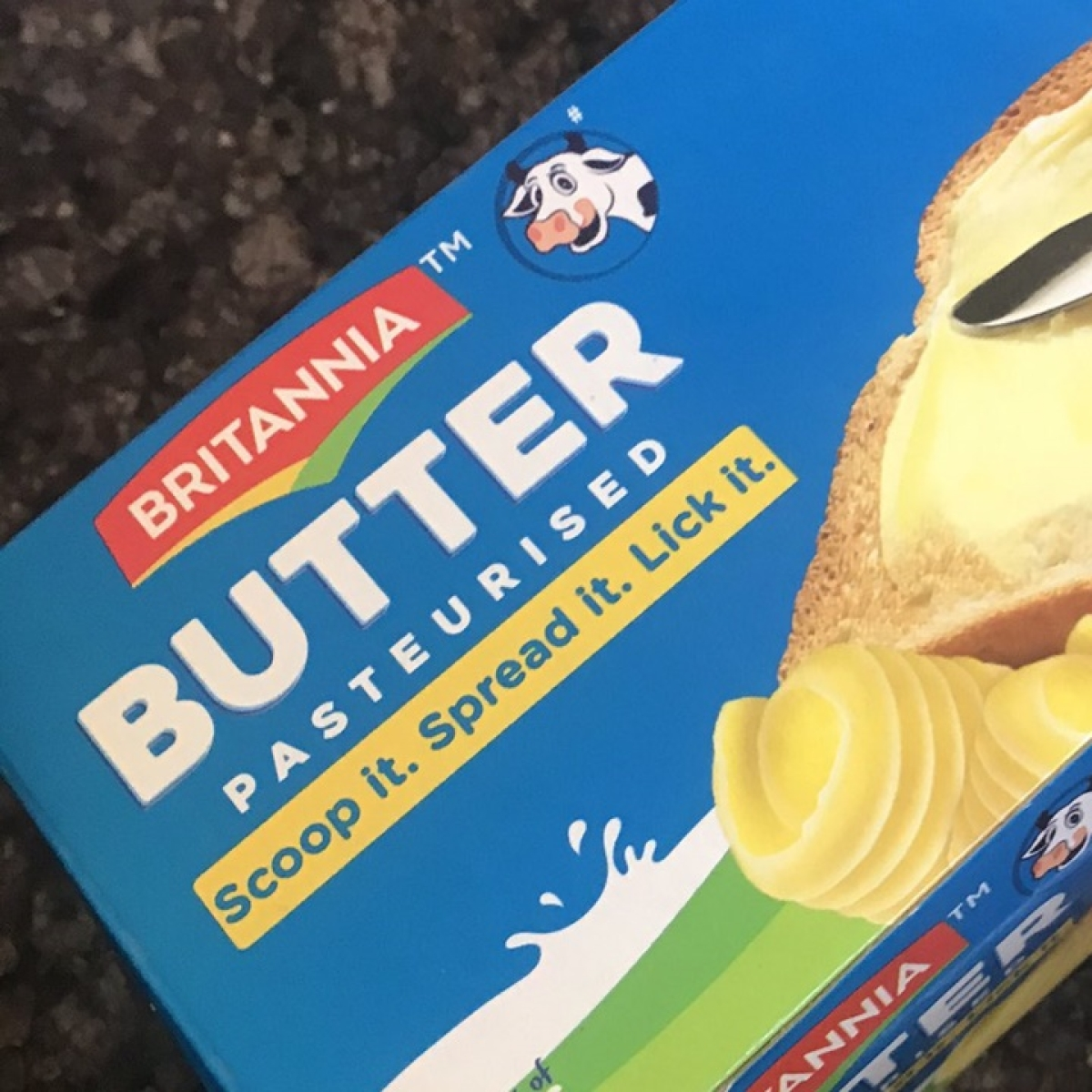Why is Britannia butter trending on Twitter?