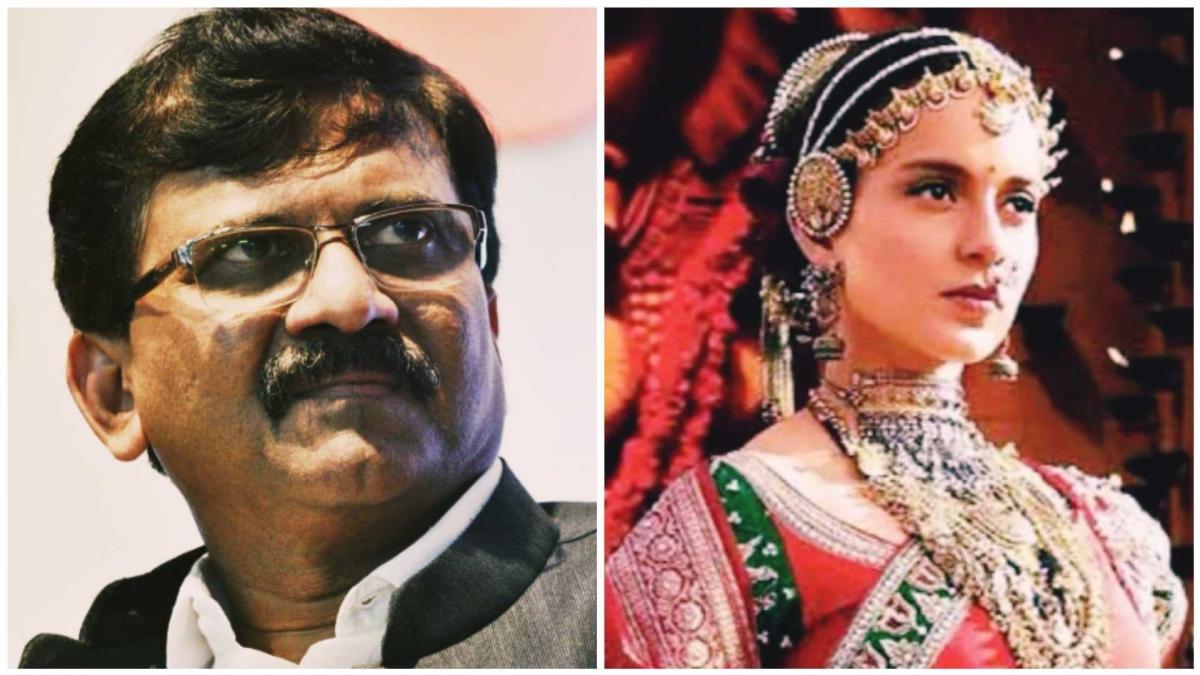 After Kangana's outrage, Sanjay Raut tweets, 'Meri himmat ko parakhne ki gustakhi mat karna'