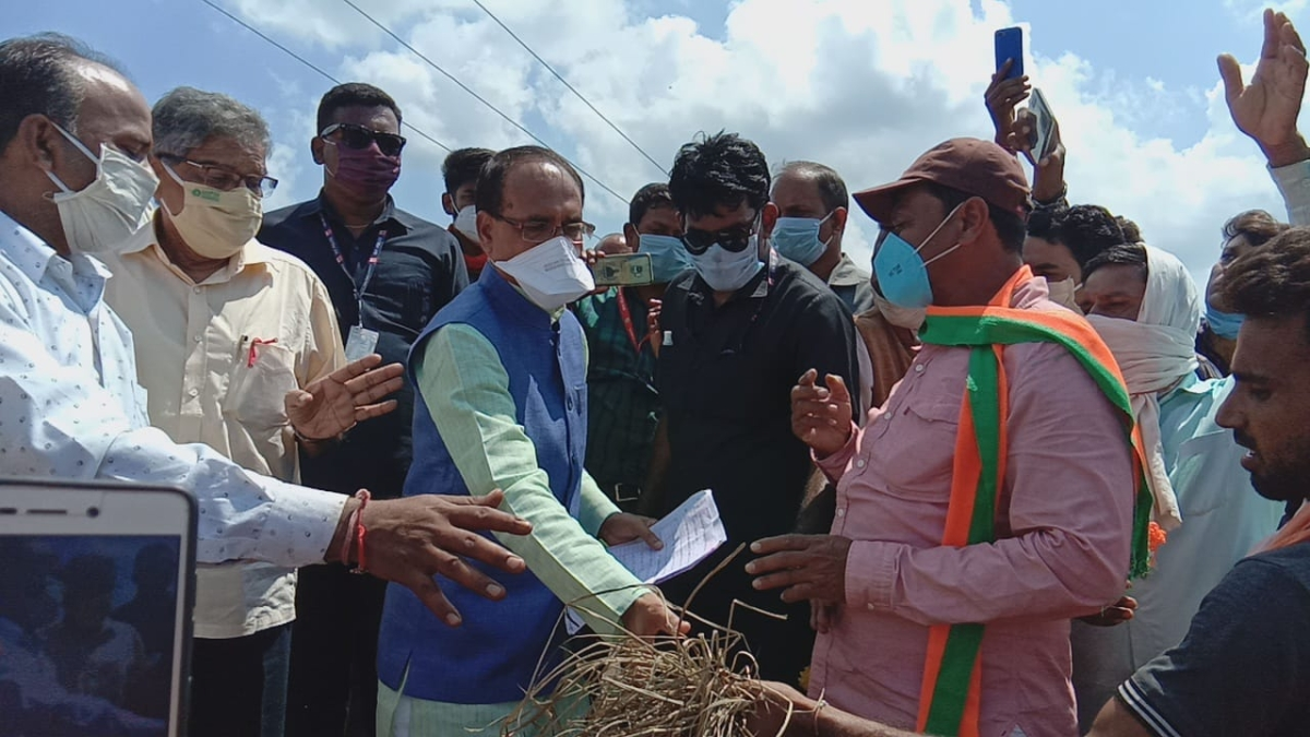 Bhopal: Farmers' subsidies to be merged into one, says CM Chouhan