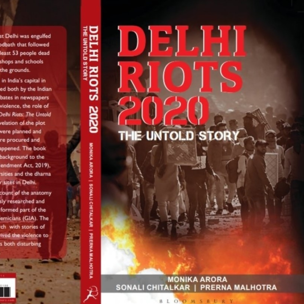 Delhi Riots 2020 Book Review: One side of the coin - and it's not pretty