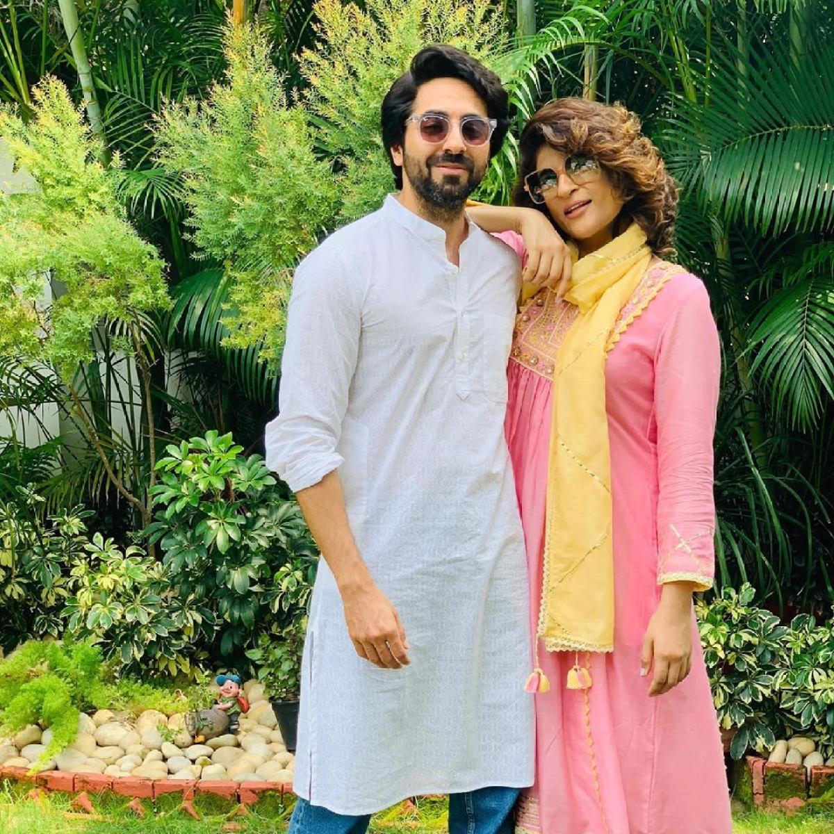 'Happy birthday soulmate': Tahira Kashyap's sweet birthday wish for Ayushmann Khurrana