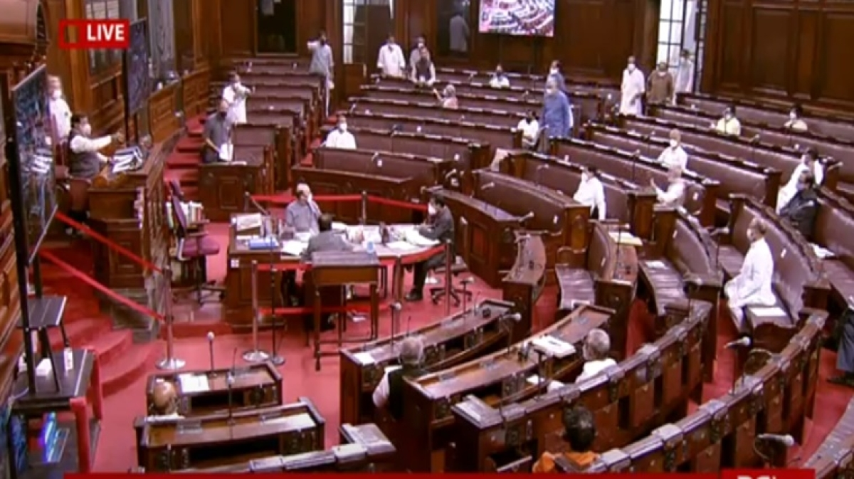 Parliament monsoon session highlights: Live updates here