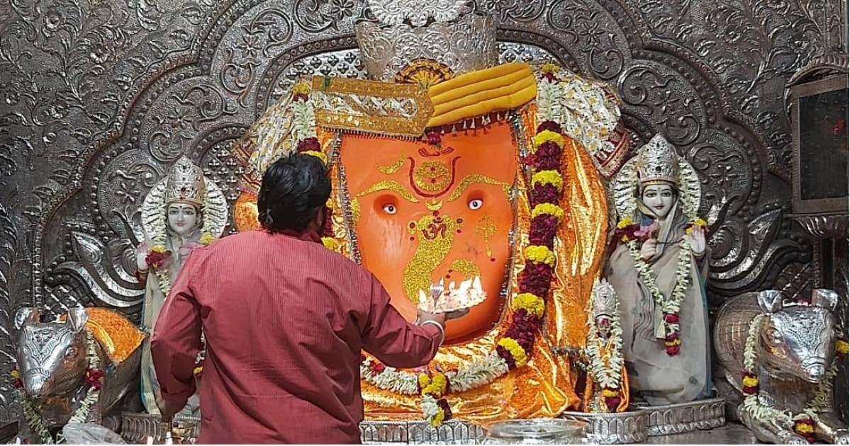 Madhya Pradesh: Religious places reopen in Indore with all COVID norms after six months