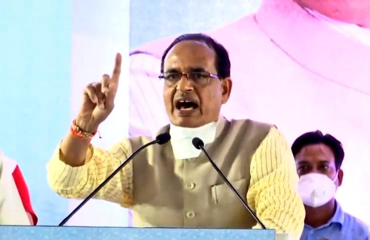 Madhya Pradesh: Milk will be given to anganwadi children, not eggs, says CM Shivraj Singh Chouhan