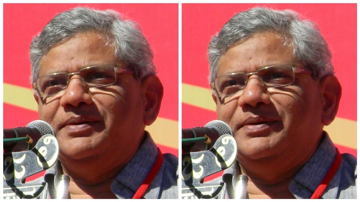 'No Data Alliance Govt': Sitaram Yechury attacks Modi-led NDA over failure to provide data on COVID-19 impact