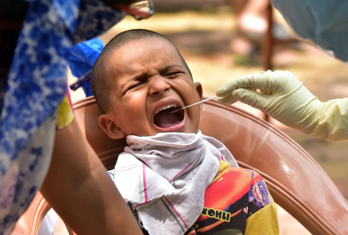 Unlocking Ripples: 82% surge in corona among kids