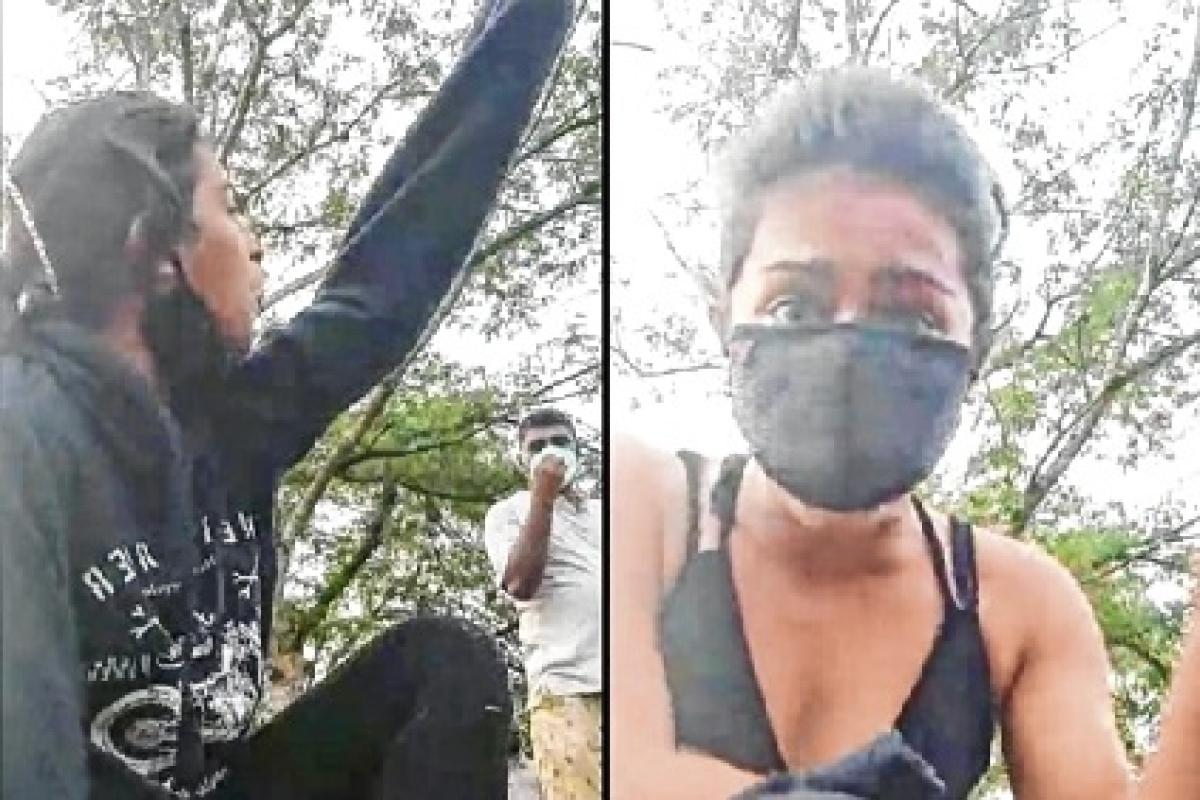 Bengaluru: Kannada actor Samyuktha Hegde alleges moral policing by Congress leader Kavitha Reddy