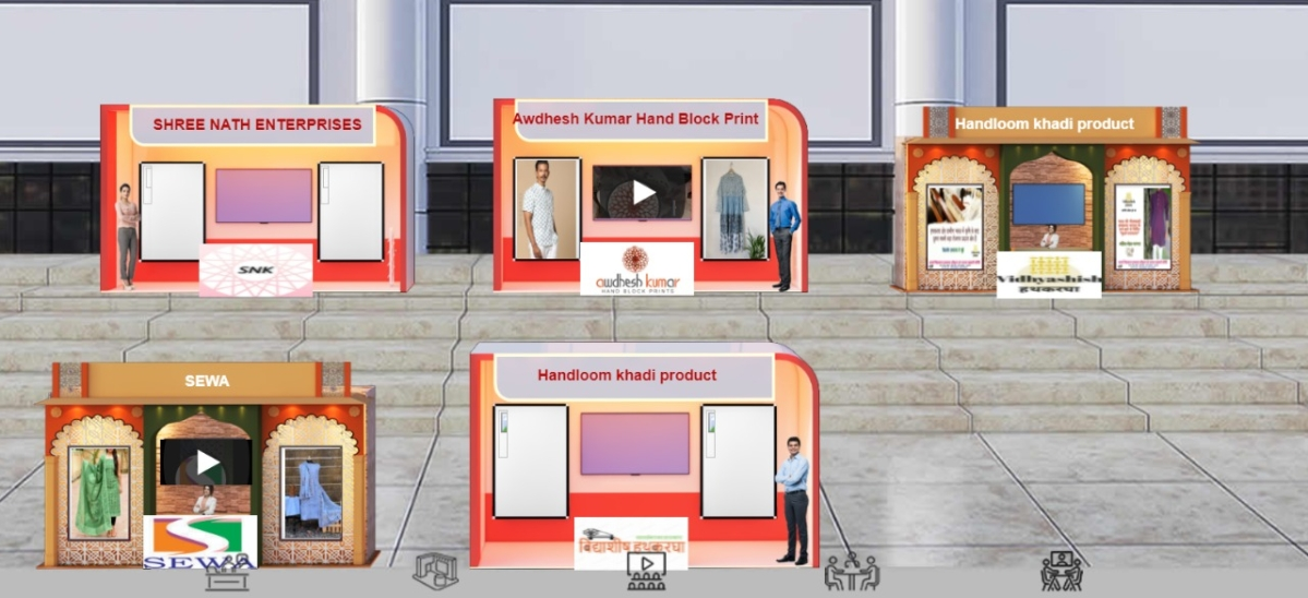Seventh edition of 'Vastra 2020' goes virtual in Rajasthan amid pandemic