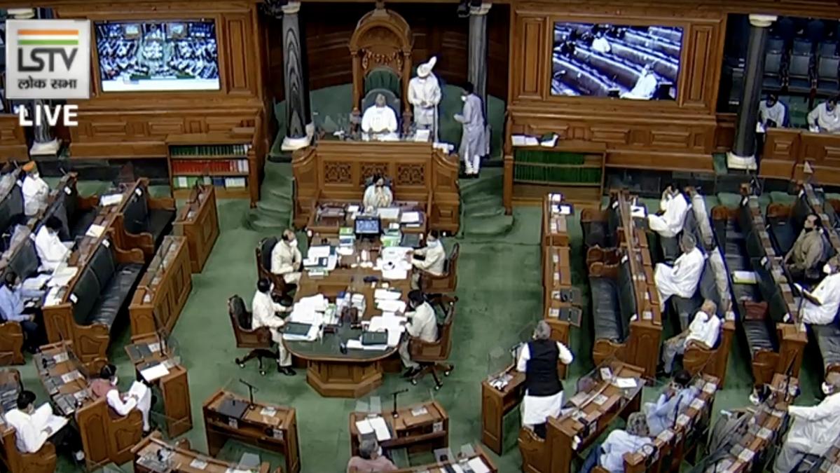 Parliament monsoon session: Lok Sabha adjourned till 3 pm today after marathon midnight proceedings