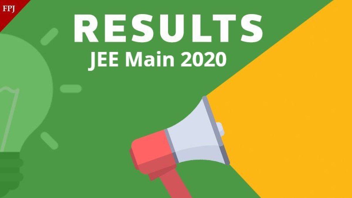JEE Main 2020: NTA announces results out at jeemain.nta.nic.in; click here to know more