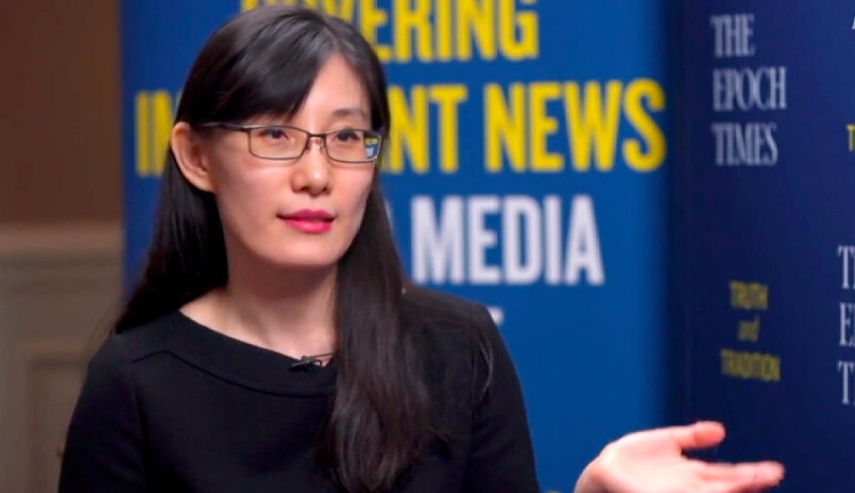 Watch: Chinese virologist Dr Li-Meng Yan claims coronavirus made in government-controlled Wuhan lab