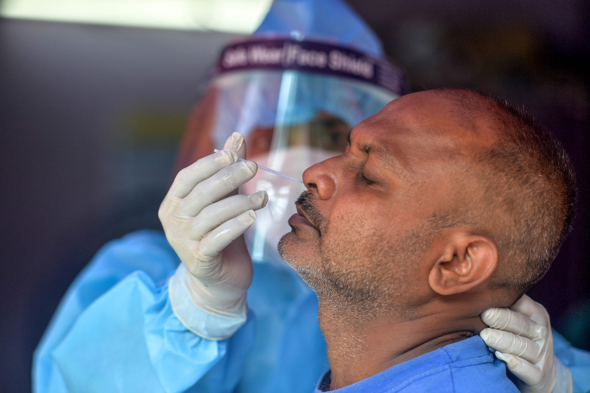 Coronavirus in Karnataka: State reports more COVID-19 cases as number of tests shoot up
