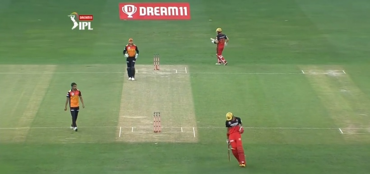 Royal Challengers Bangalore vs SunRisers Hyderabad: RCB beat SRH to win their first match of IPL 2020