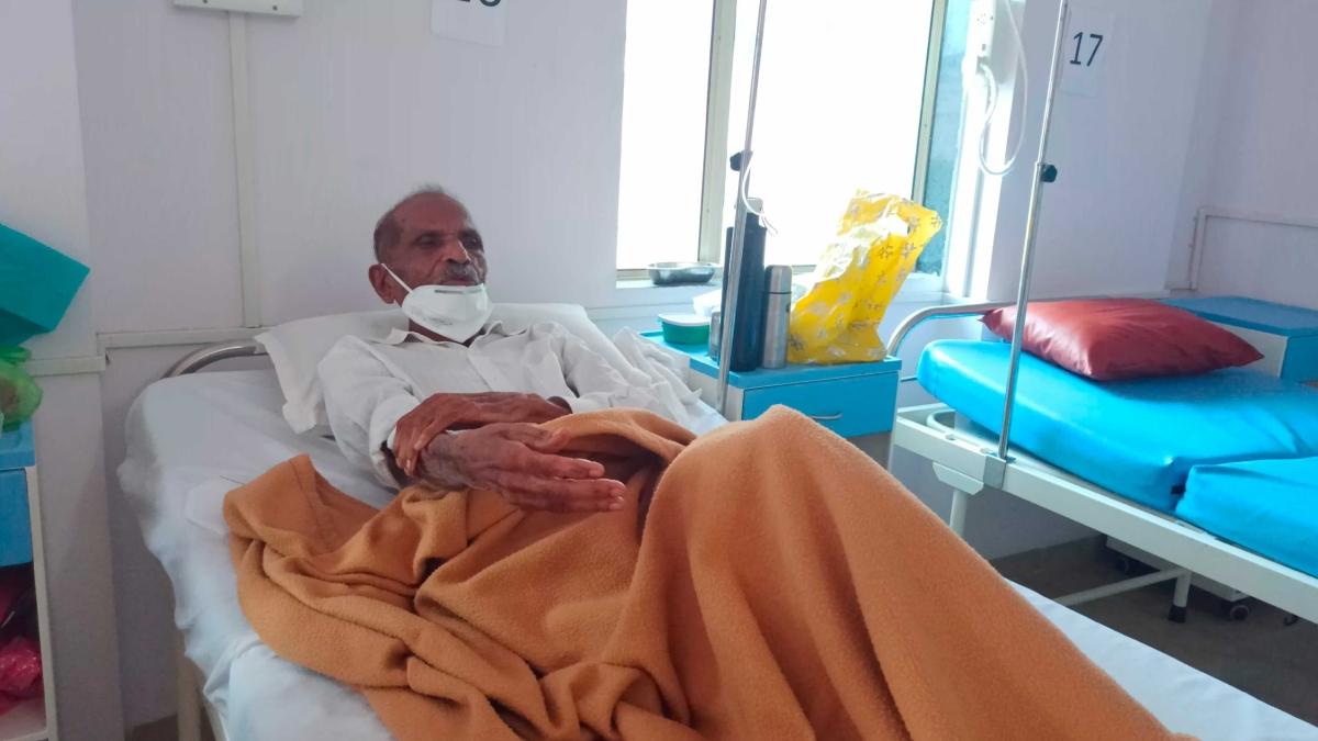 Ramchandra Krishna Patil