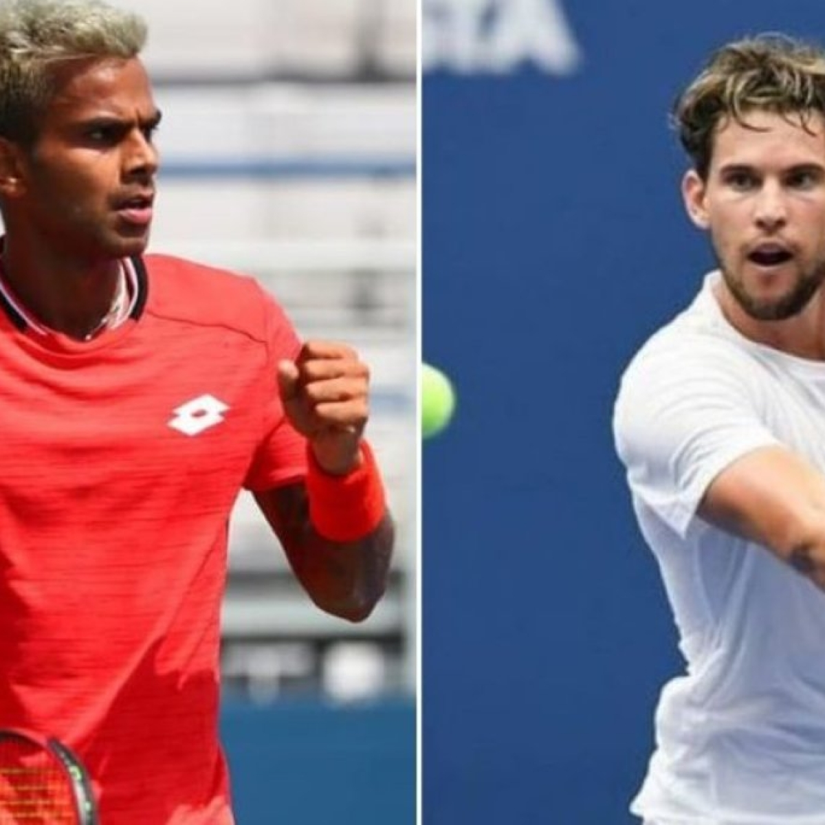 Sumit Nagal vs Dominic Thiem: Where and when to watch the US Open second-round match in India