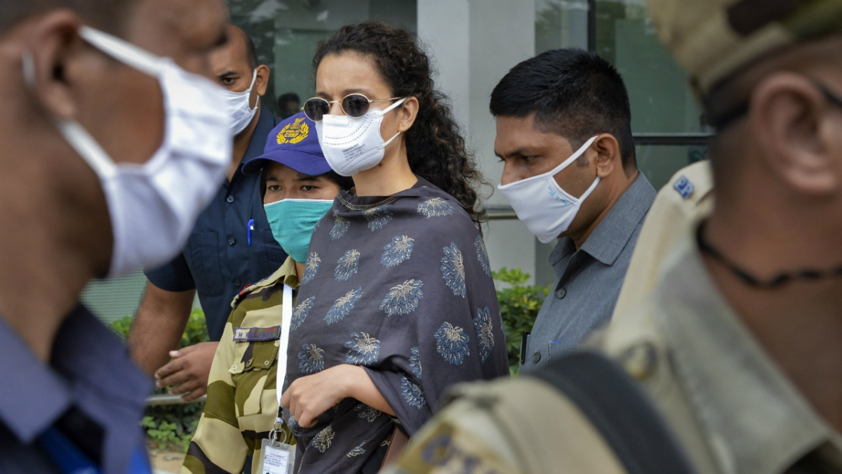 Bombay HC reserves order on Kangana Ranaut's plea against demolition of her property