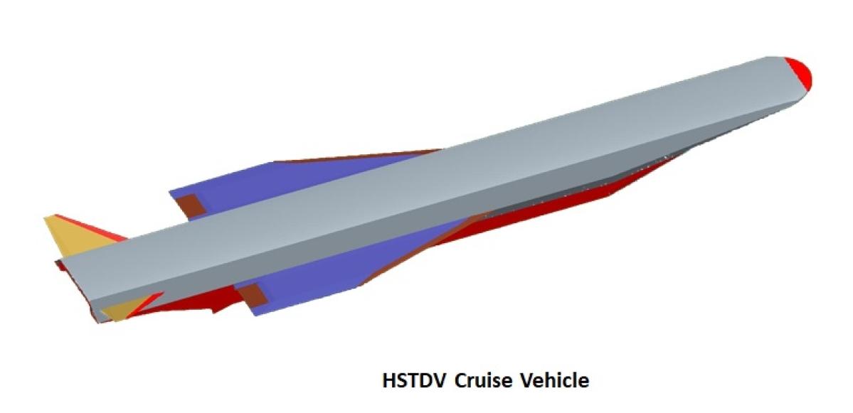 HSDTV Cruise Vehicle