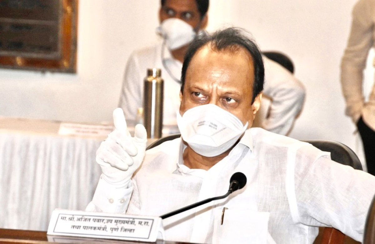 Opponents want to create rift in Maha govt: Ajit Pawar on Aurangabad name change row