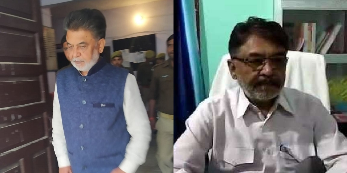 UP Police to confiscate properties of 27 'mafias' including MLC Kamlesh Pathak