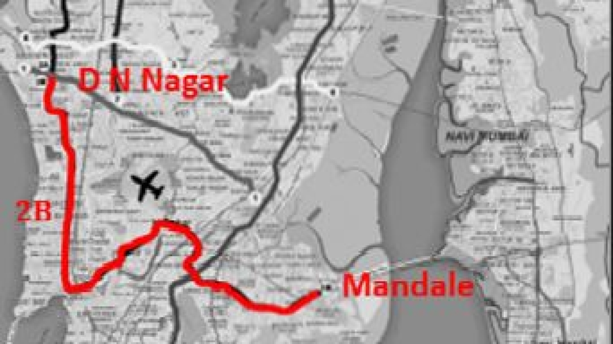 Mumbai Metro construction: Two stations deleted from Line 2B