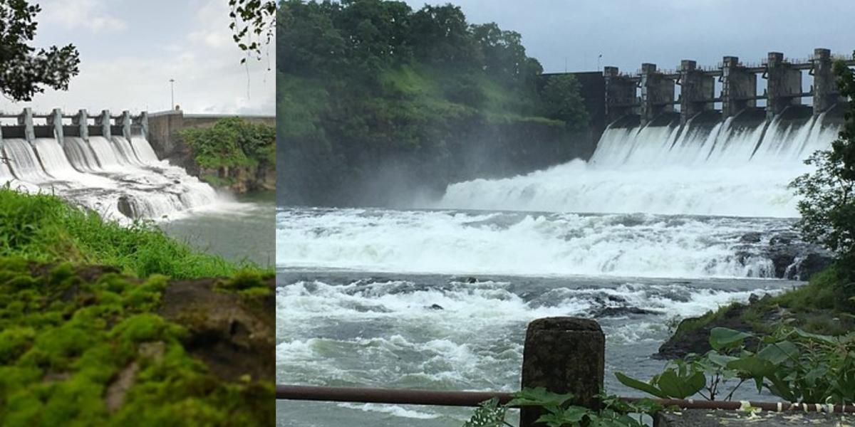 Thane: Barvi dam overflows as heavy rains hit the city