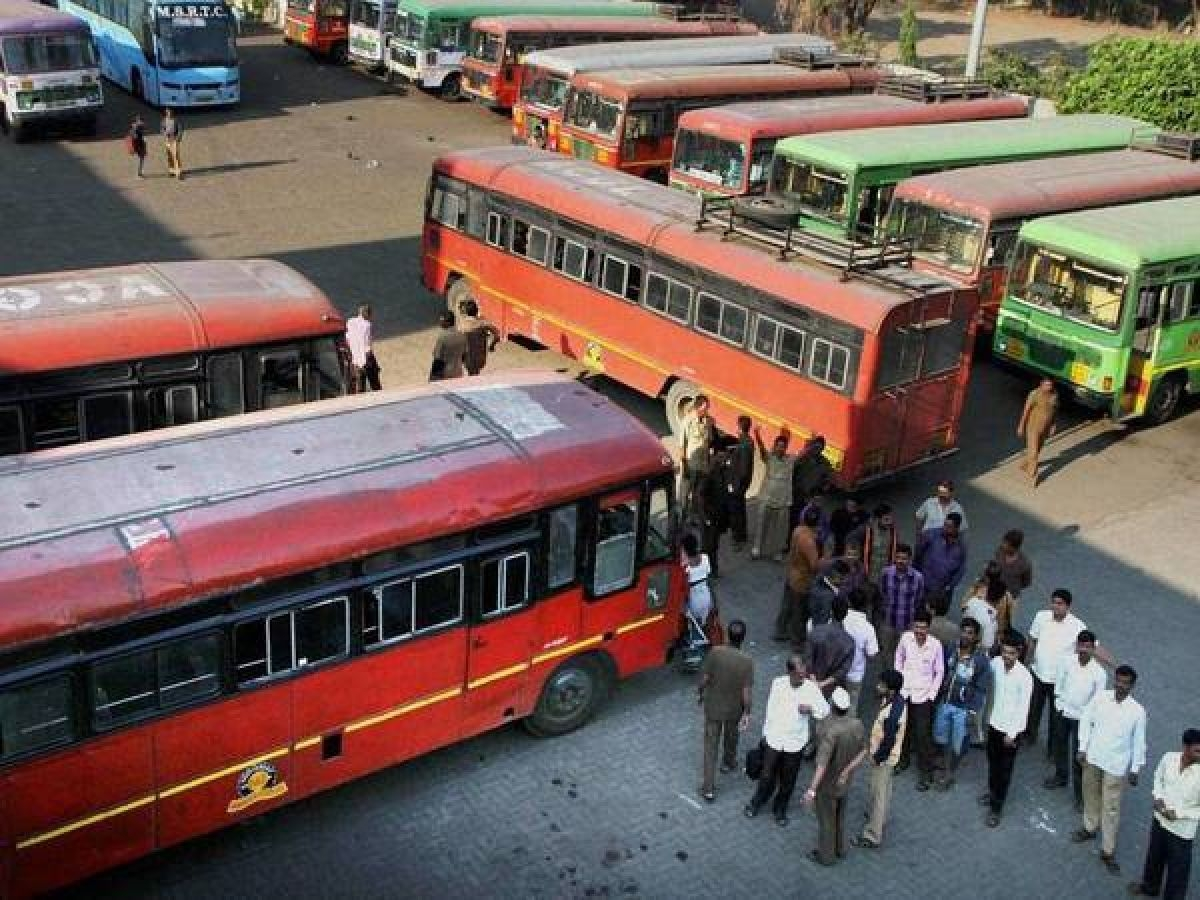 BEST-Undertaking to train MSRTC drivers and conductors on various Mumbai routes