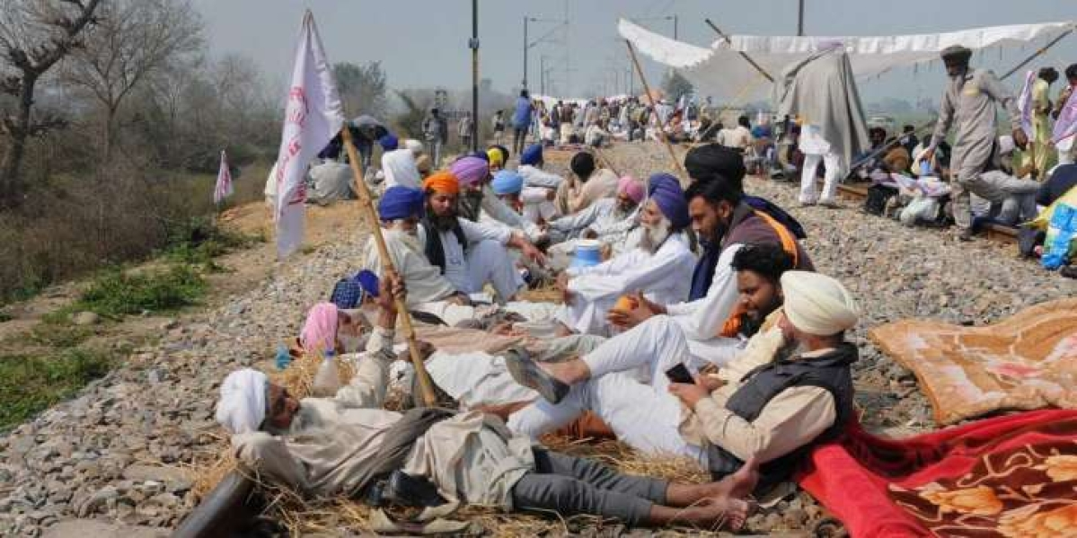 Train to Vaishno Devi cancelled for November 18 & 21 due to farmers' agitation in Punjab