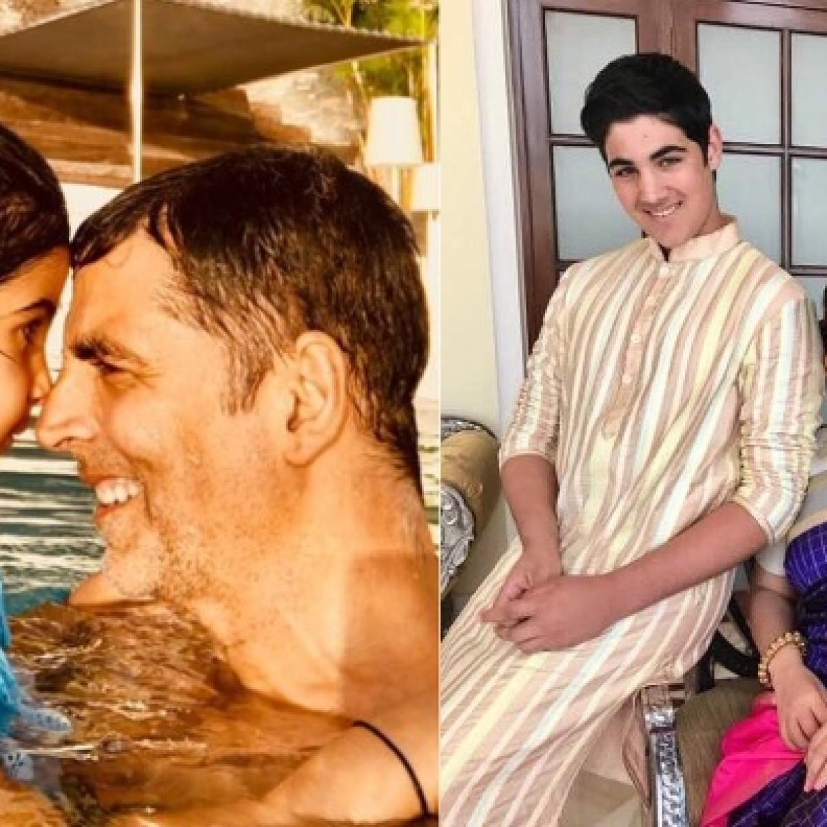 Happy Birthday Akshay Kumar: The most bankable star and a humble family man