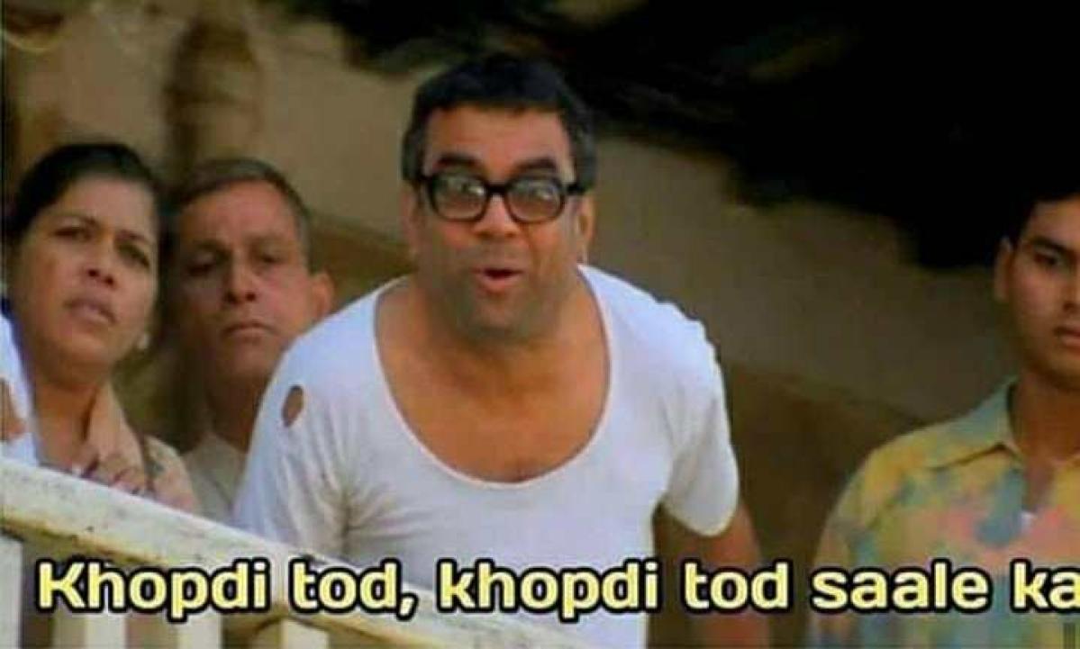 Paresh Rawal becomes NSD Chairman: Check out the best memes featuring Babu Bhaiya