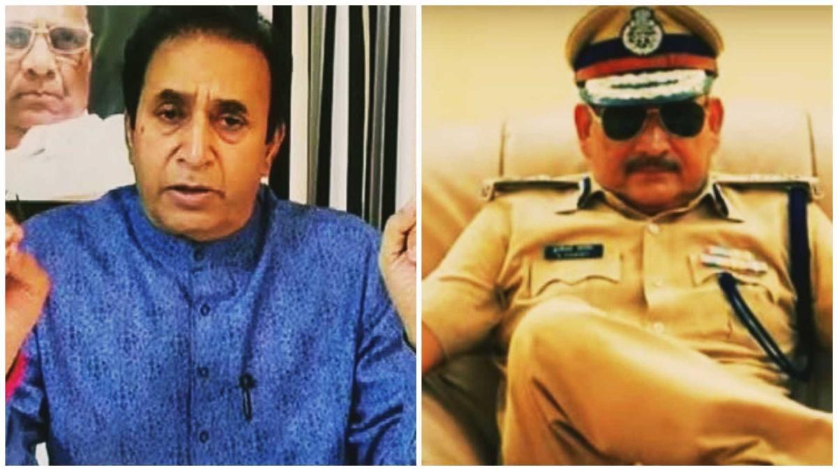 Maha home minister Aniil Deshmukh targets ex-Bihar DGP Gupteshwar Pandey