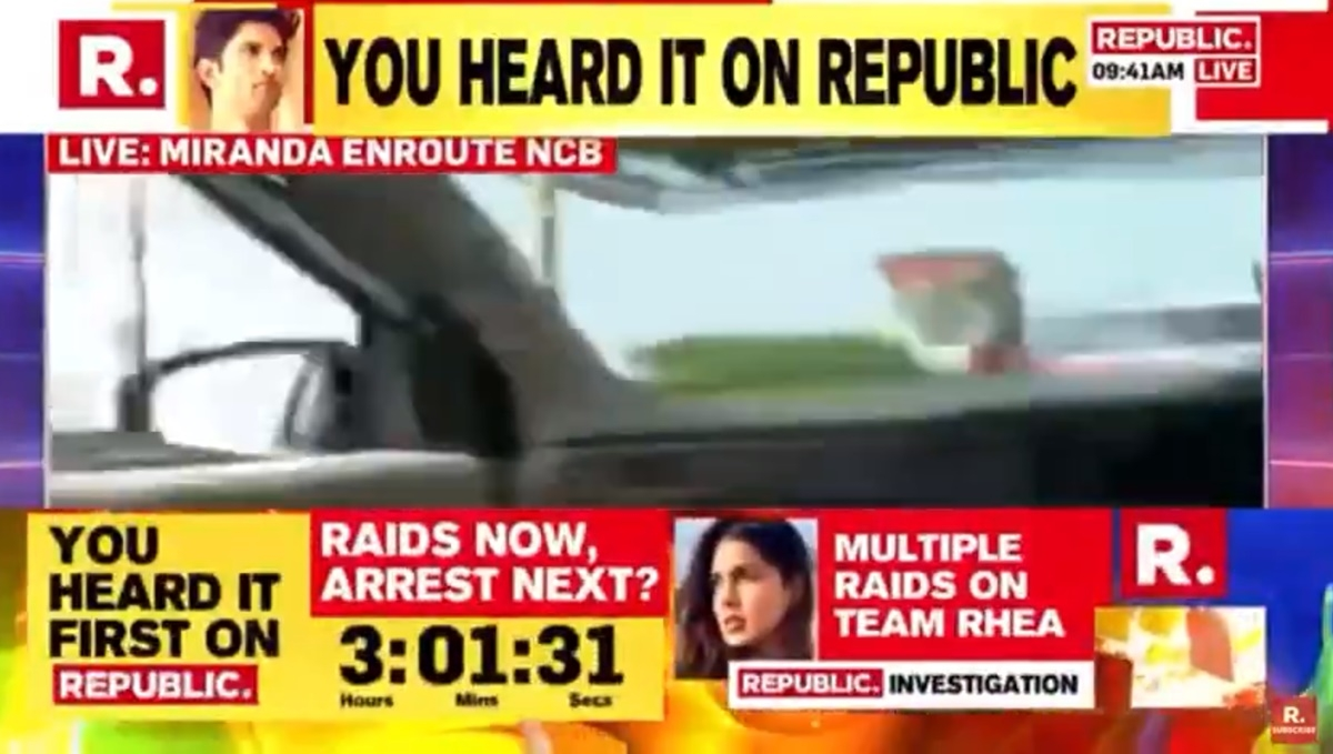 'This is Hindustani Bhau': Republic TV brutally trolled after reporter says 'f*** ma***ch**' on-air