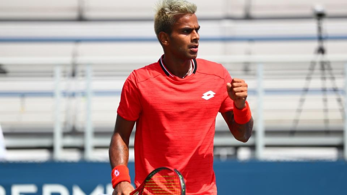 Sumit Nagal becomes first Indian to win a round at Grand Slam in seven years