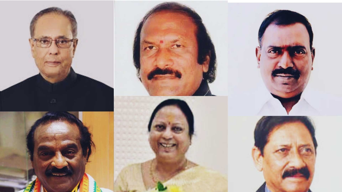 Coronavirus in India: 3 MPs, 6 MLAs, ex-Prez among COVID-19's victims