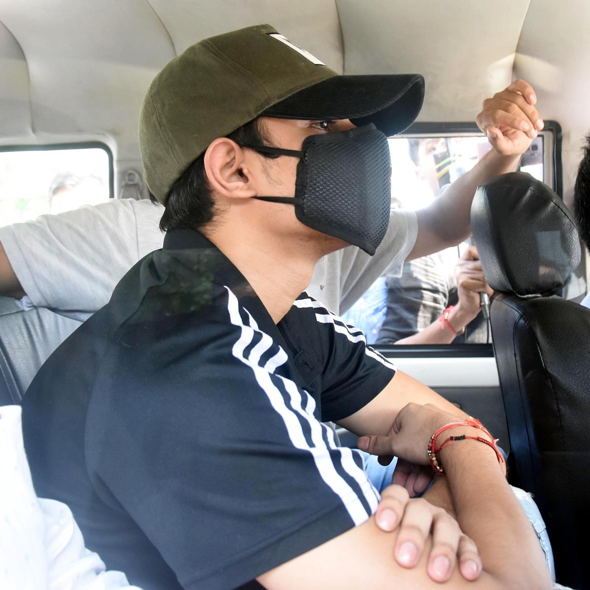 NCB arrests Showik Chakraborty, Samuel Miranda; duo taken for medical tests