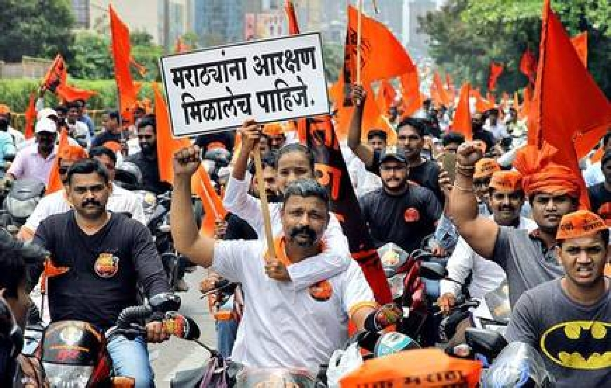 Maratha quota stayed; Matter goes to larger Constitution Bench