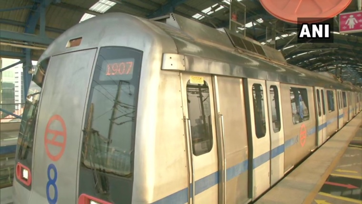 Delhi Metro resumes services on Blue and Pink lines after 171 days