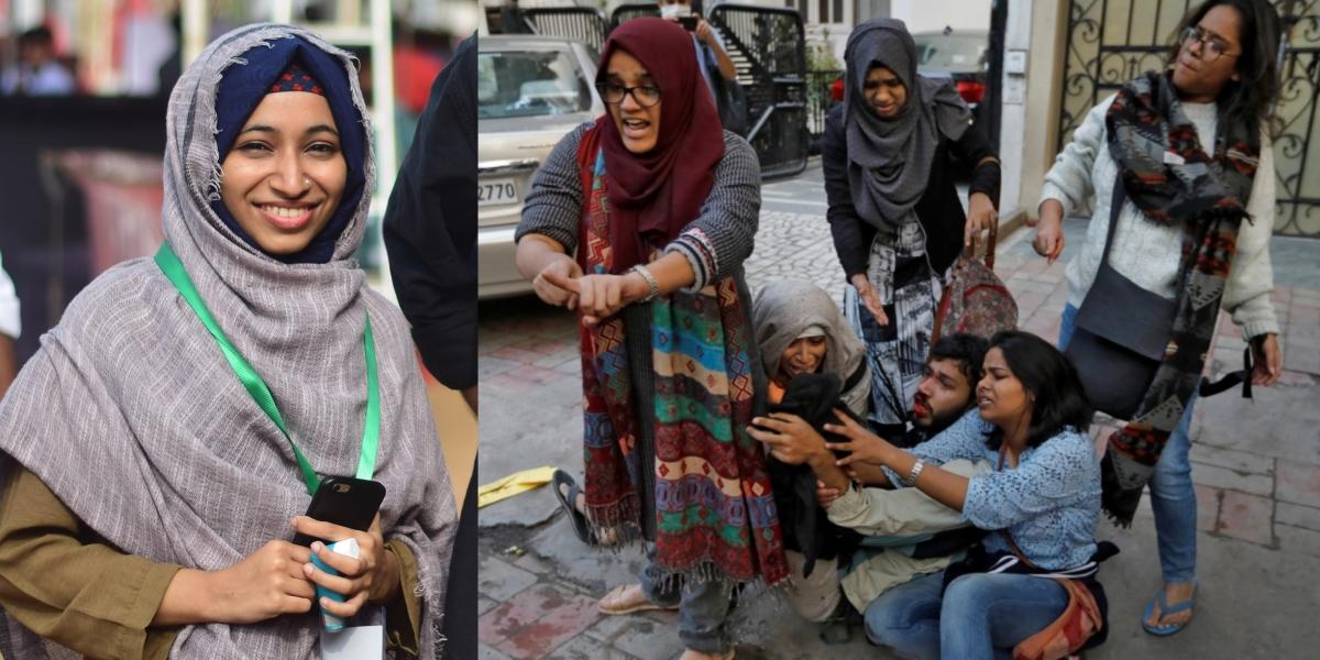 'National icon of protest' Ladeeda Farzana sends legal notice to OpIndia