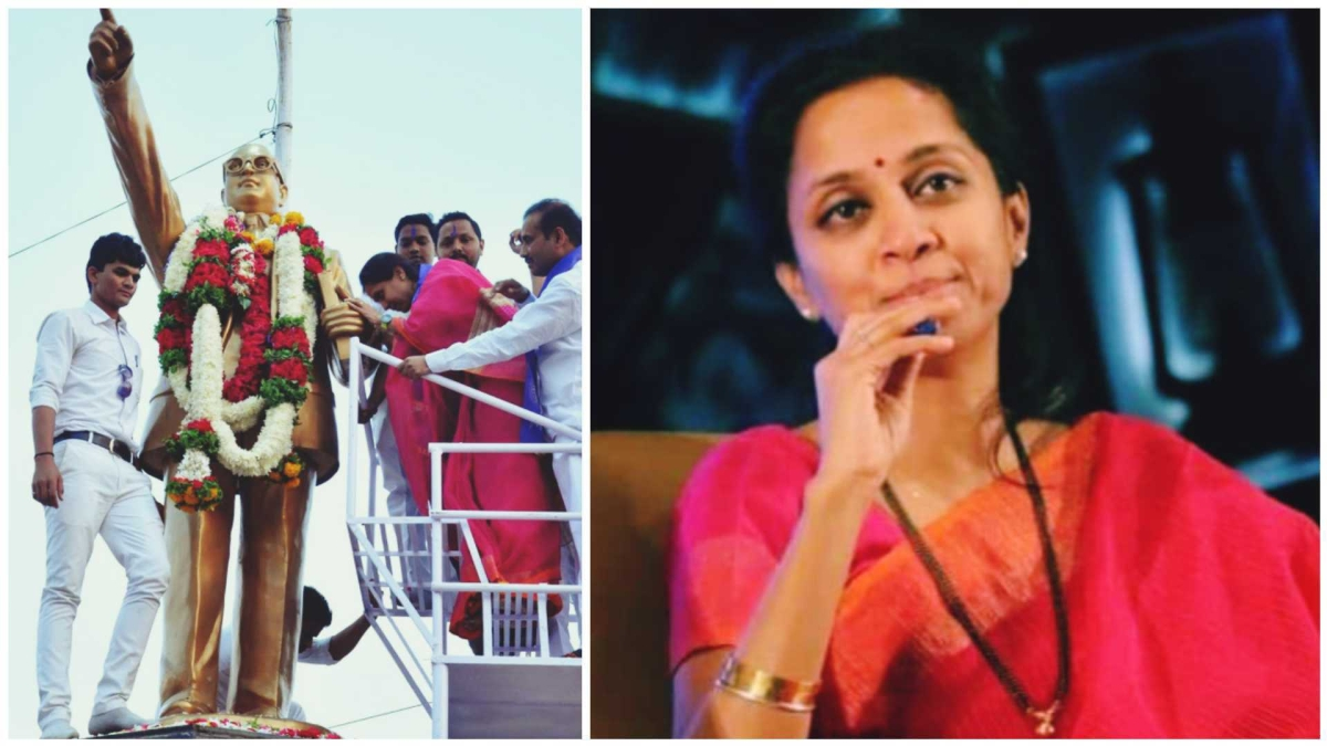 Dear Supriya Sule, here's why your 'CKP moment' is a blow to the movement against caste discrimination