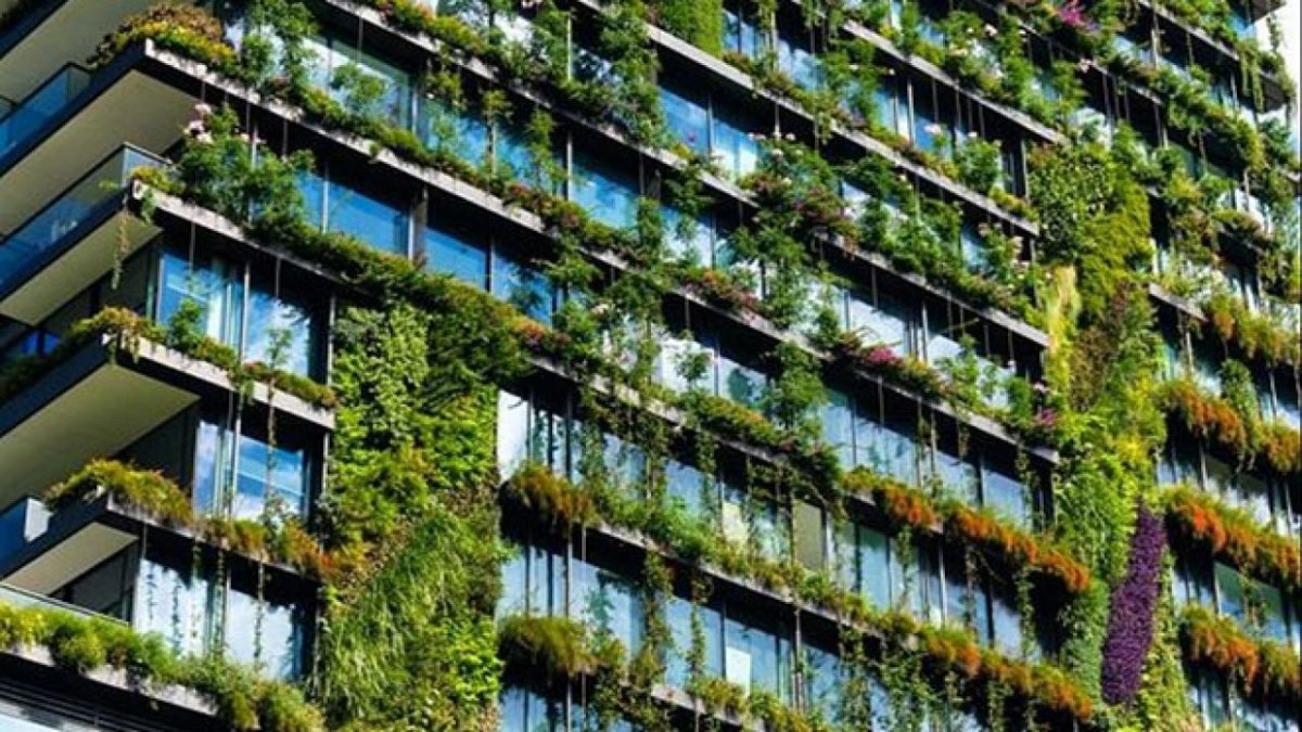 BAI goes green: Promotes green building programs