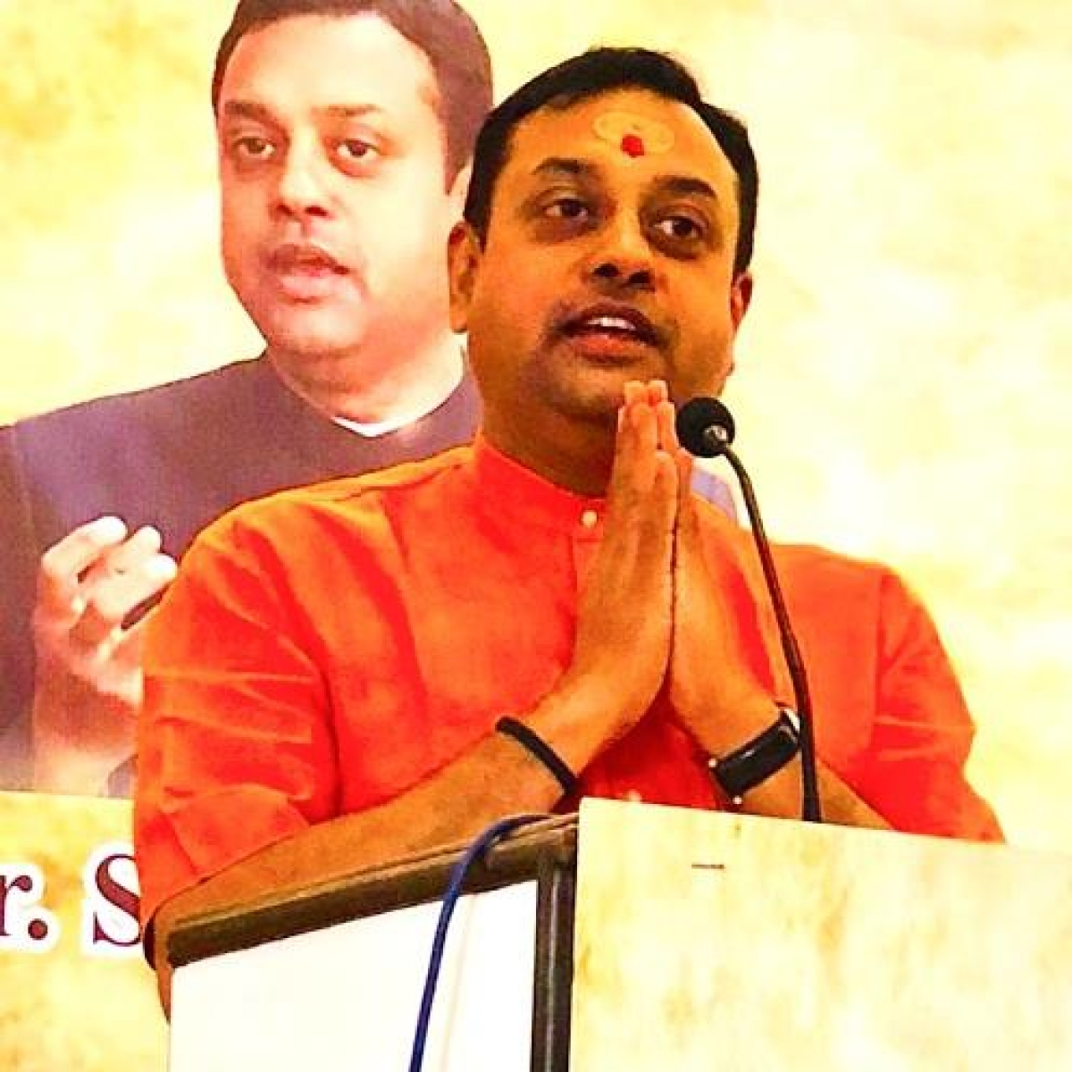 'Sold for Rs 1.01 lakh': Twitter user Rofl Gandhi holds 'auction' for caricature of Sambit Patra