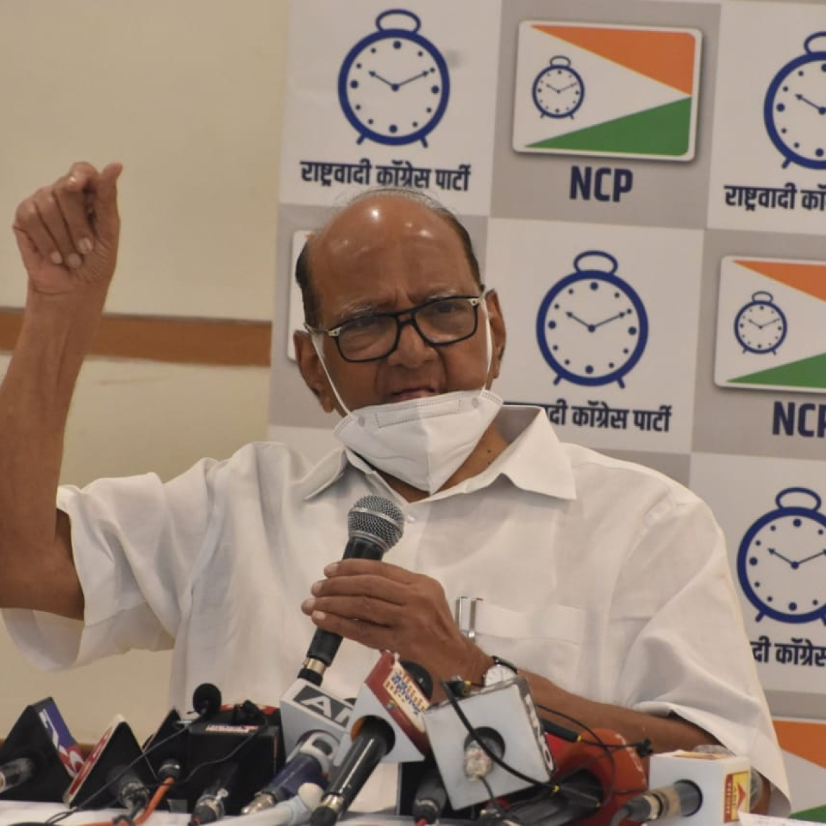 Mind your language: Sharad Pawar blasts Maha Guv Koshyari