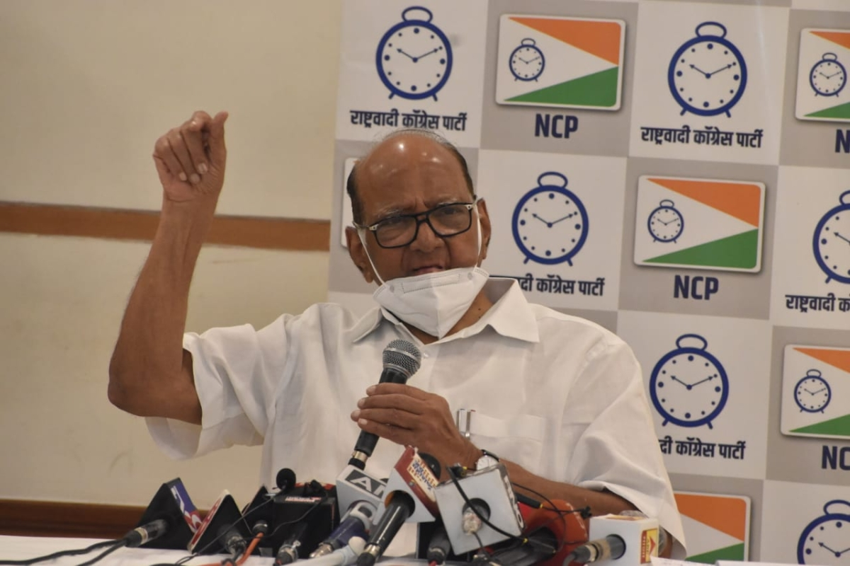 Sharad Pawar congratulates Akali Dal chief Sukhbir Singh Badal for quitting BJP-led NDA