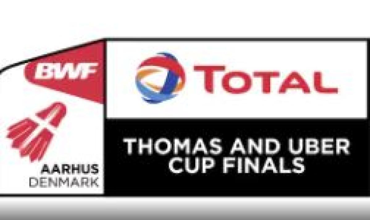 BWF postpones Thomas and Uber Cup Finals