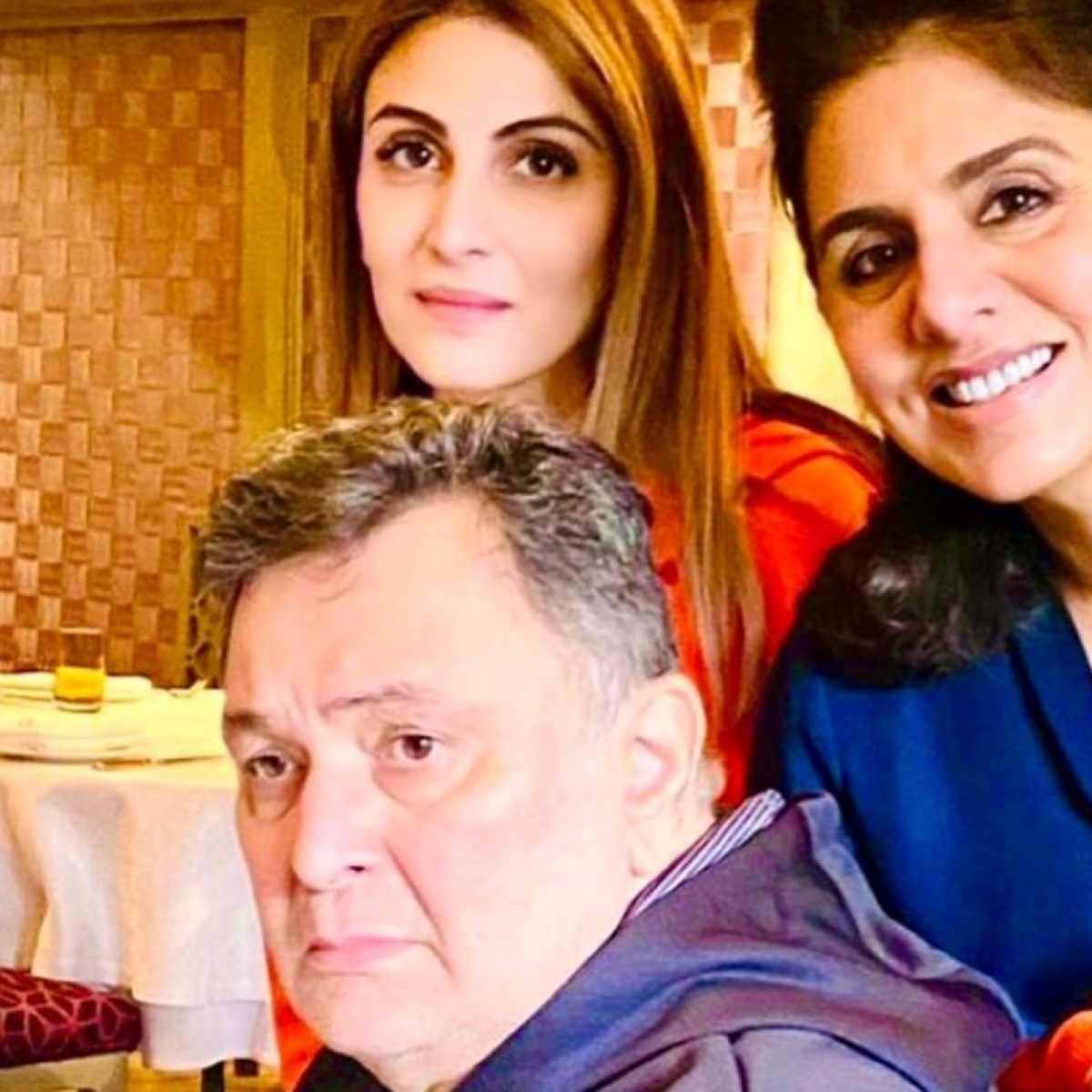 Riddhima Kapoor Sahani pens down a heartfelt post on Rishi Kapoor's 68th birth anniversary